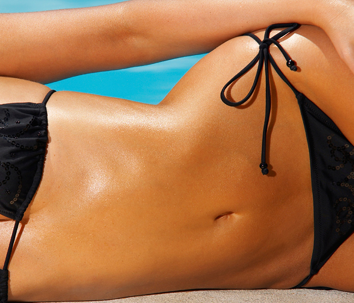 Spray Tanning Treatments